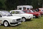 První sraz socialistických vozidel v Hnačově