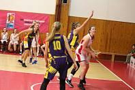 Basket dívky U17 Klatovy - Slovanka Plzeň B