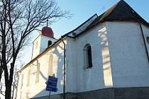 Kostel sv. Isidora v Děpolticích