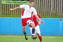 Fotbal Klatovy - Luby 2:2