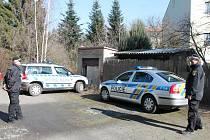 Městští strážníci našli v Klatovech mrtvého bezdomovce.