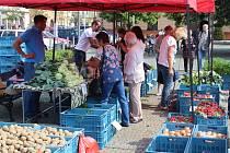 Květnové farmářské trhy v Sušici