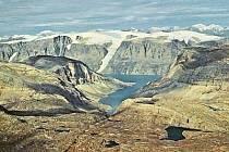 Marmorilik fjord