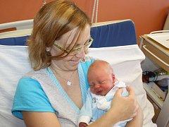 Matěj Pollak z Horažďovic (3230 gramů, 50 cm) se narodil v klatovské porodnici 2. června ve 14.22 hodin. Rodiče Zuzana a Josef přivítali svého očekávaného prvorozeného synka na svět společně.