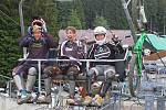 Otevření Bikeparku na Špičáku
