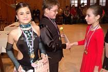 Velká cena města Sušice ve společenském tanci
