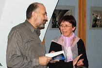 Křest sborníku Setkání na Šumavě v klatovské knihovně