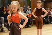 V Klatovech se konala taneční soutěž.