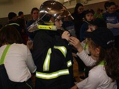 Zimní setkání mladých  hasičů v Nýrsku
