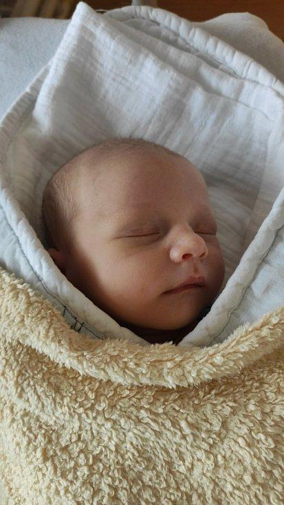 Ondřej Matějka z Klatov se narodil v klatovské porodnici 6. června v 6:45 hodin (3390 g, 52 cm). Rodiče Kateřina a Petr věděli dopředu, že jejich prvorozeným miminkem bude chlapeček.