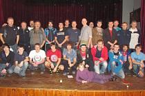 Premiérový amatérský vánoční turnaj v Pačejově.