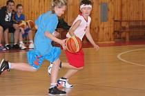 2. ročník Štěpánského turnaje v basketbale v Klatovech.