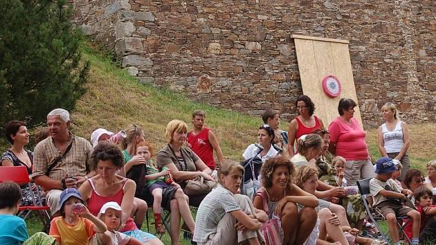 Pohádkové odpoledne na hradě Velhartice
