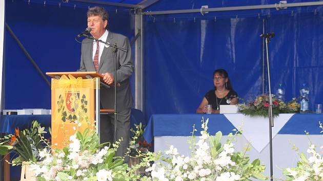 Pačejovští po modré letos získali zlatou stuhu  a postupují do finále soutěže Vesnice roku 2019.