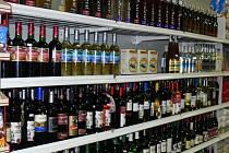 Pozor na alkohol