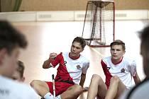 Florbalisté v národním poháru postoupili do druhého kola.
