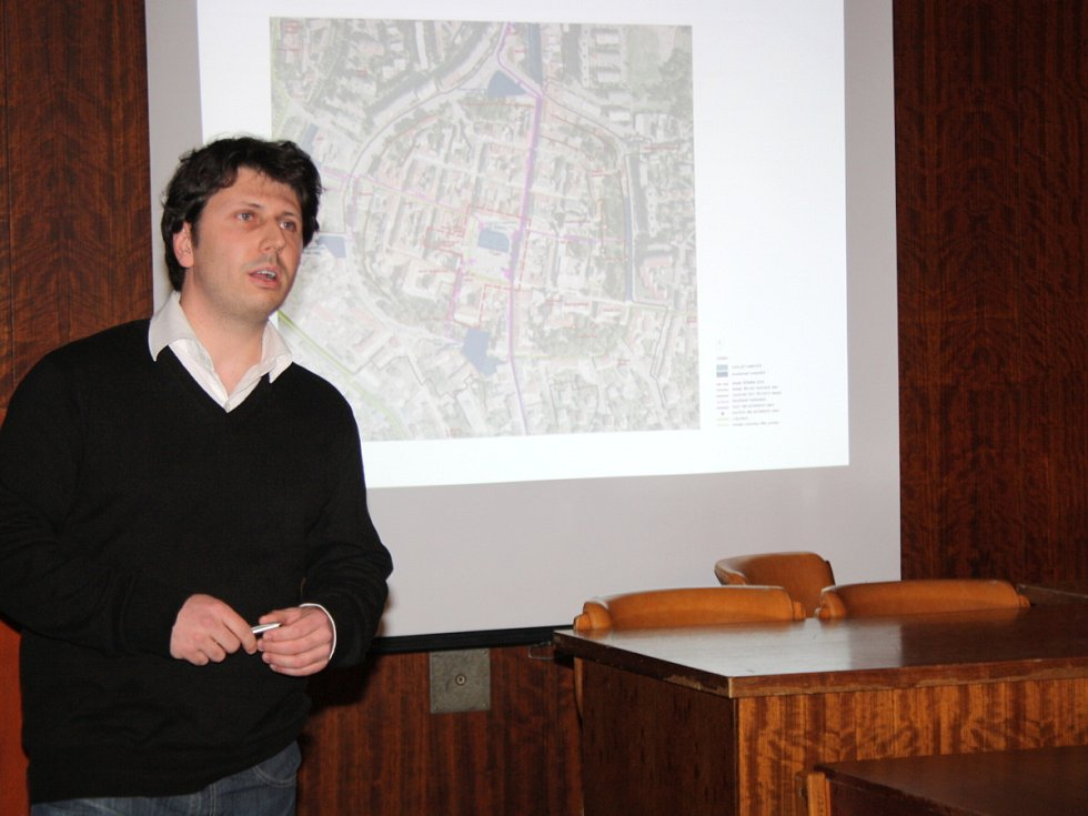 Setkání k projektům na změny náměstí v Klatovech