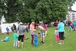 Dvoudenní akce nabízela podívanou nejen pro děti, ale i pro dospělé.