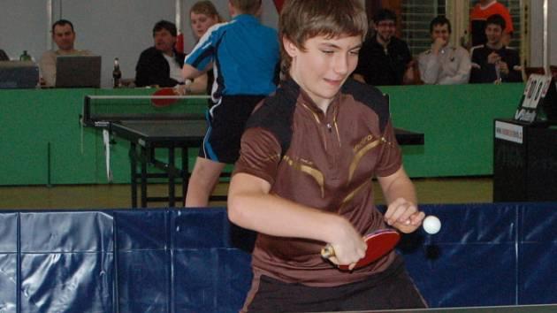 Velká cena Horažďovic ve stolním tenise