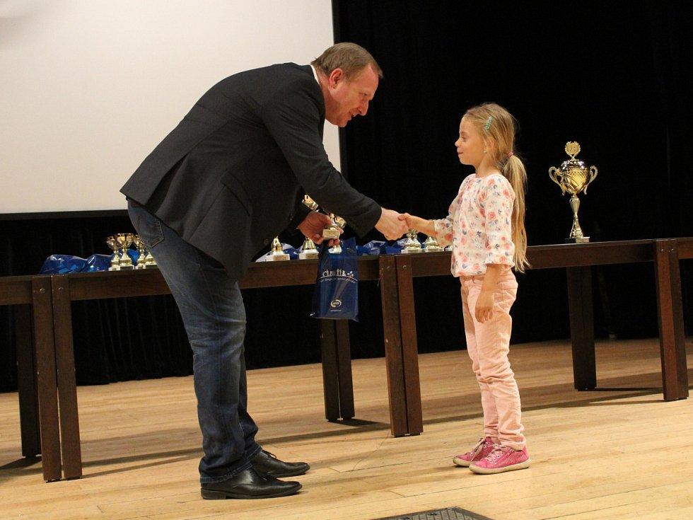 O pohár města Klatov - Unileasing Open 2018: vyhlášení výsledků
