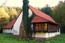 Werichova chata ve Velharticích