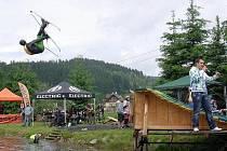 Harakiri Water Jump Opening 2010