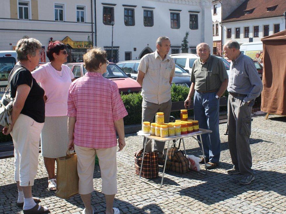 Farmářské trhy v Sušici