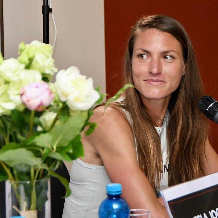 Marcela Joglová se chystá na LOH.