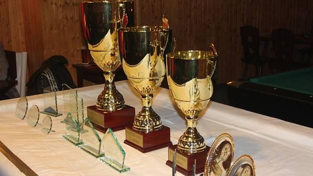 Slavnostní vyhlášení KAPITOL Ligy 2013-2014.