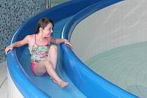 První etapa úprav aquaparku v Horažďovicích byla dokončena