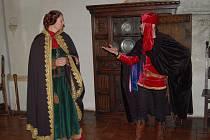 Ve Švihově odnesl hradního pána Půtu čert