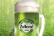 Zelené pivo pro Šumavu