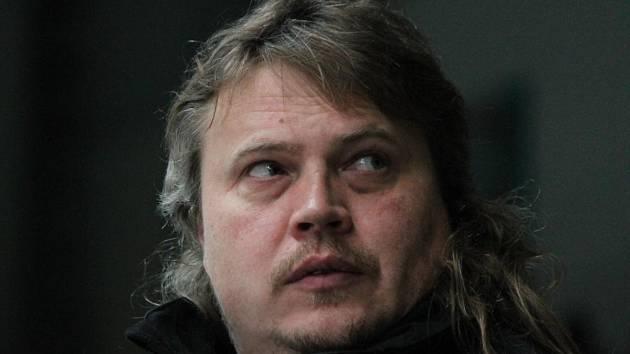 Trenér Radek Mužík