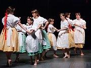Šumavánek slavil v divadle v Klatovech.