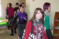 Velhartickou školu navštívily děti z Winzeru