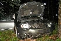 Dopravní nehoda u Miřkova