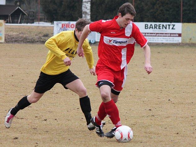 Fotbal Luby - Touškov
