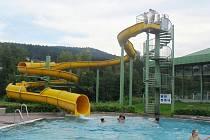 Aquapark v Lamu v Německu