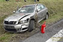 Nehoda u Soustova.