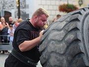 V sobotu se konal závod strongmanů v Sušici.