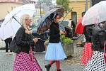 Slavnosti v Kašperských Horách.