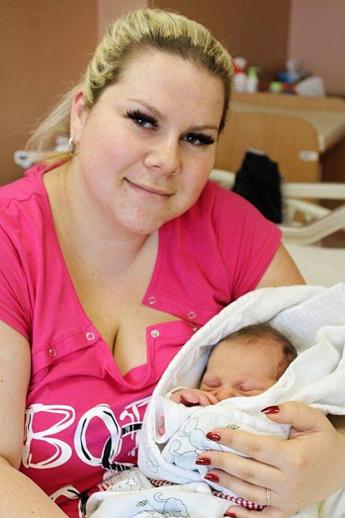 Vojtěch Molnár z Klatov se narodil v klatovské porodnici 12. února ve 13:03 hodin (3590 g, 50 cm). Rodiče Iva a Honza dopředu věděli, že jejich prvorozeným miminkem bude chlapeček.