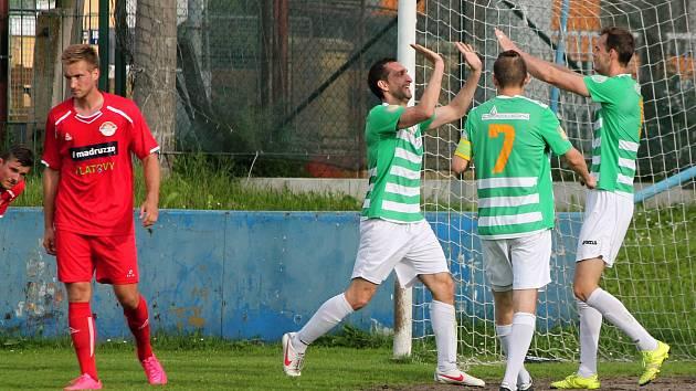 Čížová se radovala z gólu čtyřikrát, domácí Klatovy ani jednou.