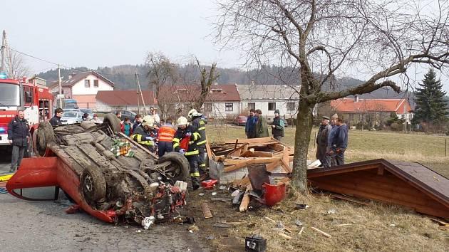 Nehoda u Drslavic
