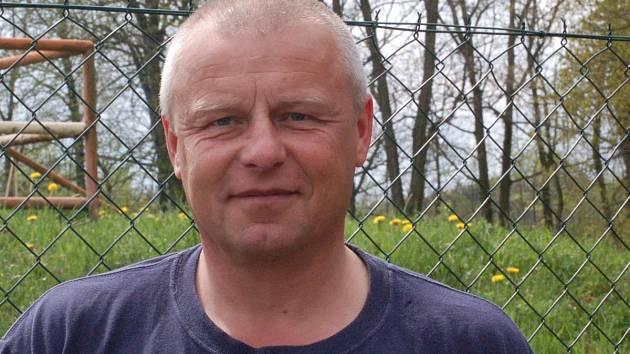 Spolumajitel skiarálu Špičák Vladimír Kasík