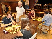 Mezinárodní šachový turnaj O pohár města Klatov - Unileasing Open 2017