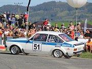 Historic Vltava Rallye 2018: RZ 1 - Klatovský okruh