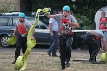 Páté kolo Pošumavské hasičské ligy v Lubech