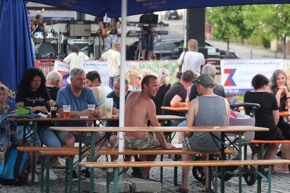 Pivní slavnosti ve Strážově.