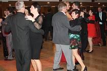 Městský ples v Klatovech 2015.